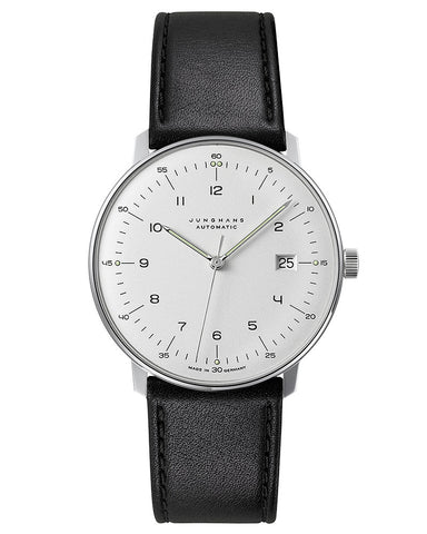 Junghans Max Bill Automatic 27 Watch 4700.02 Face