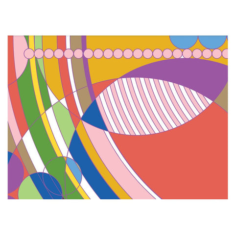 Designs Greetings Notecard Assortment Box march balloons