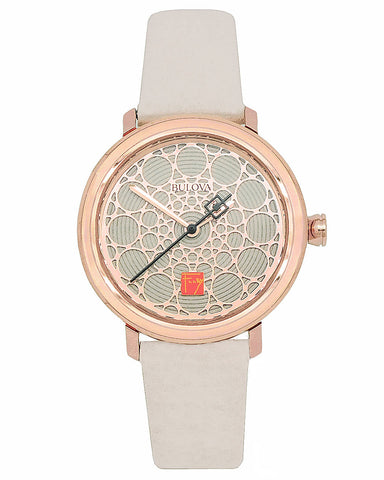 FLW S.C. Johnson Ladies Watch Rose Gold
