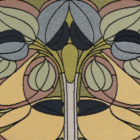 Arts & Crafts Art Nouveau Spring Floral Placemat