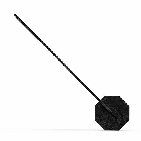 Octagon One Desk Lamp - Black