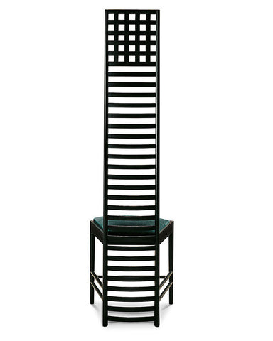 Charles Rennie Mackintosh Hill House Chair by Cassina