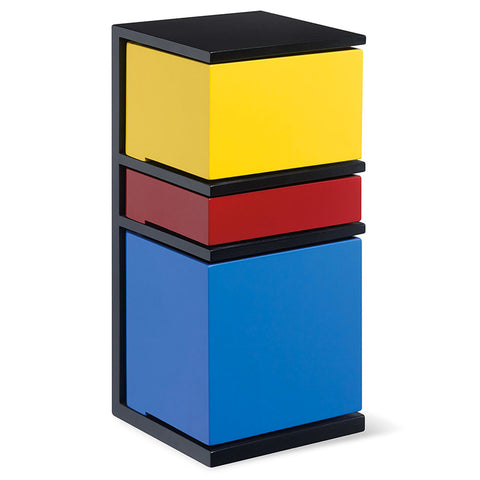 De Stijl Storage Tower