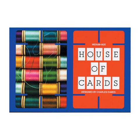 Eames House of Cards Medium