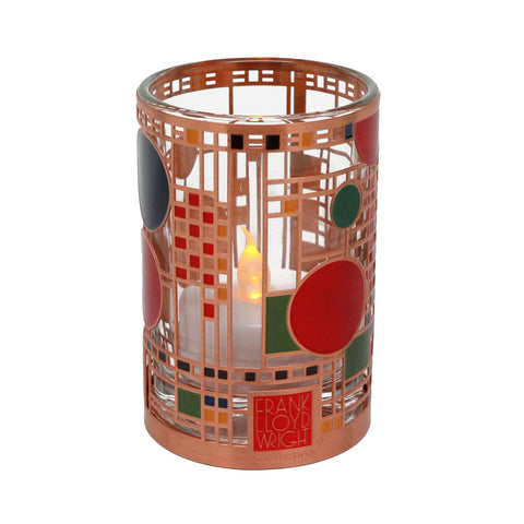 FLW Coonley Playhouse Votive