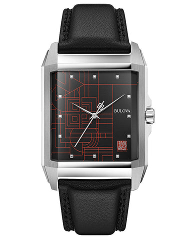 Frank Lloyd Wright December Gifts Watch