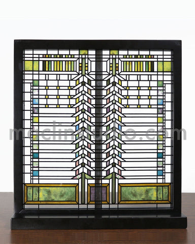 Frank Lloyd Wright Martin Casement Stained Glass