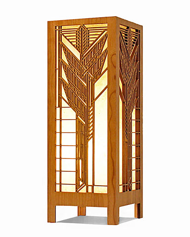 Frank Lloyd Wright Sumac Lightbox Accent Lamp