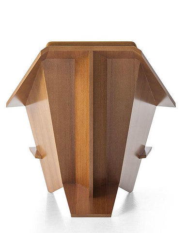 Wright Taliesin Origami Chair by Cassina - Leather Upholstery