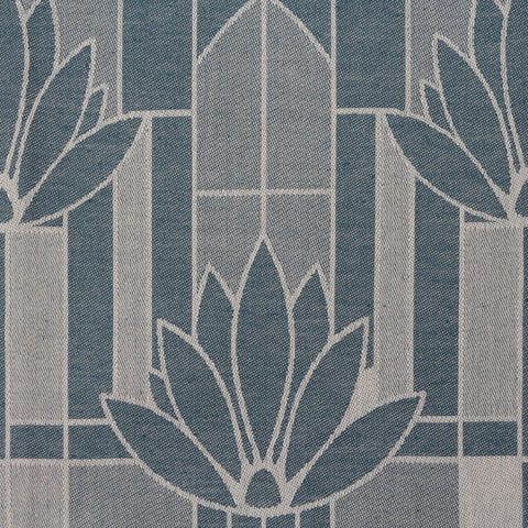 Frank Lloyd Wright Waterlilies Jacquard Tea Towel