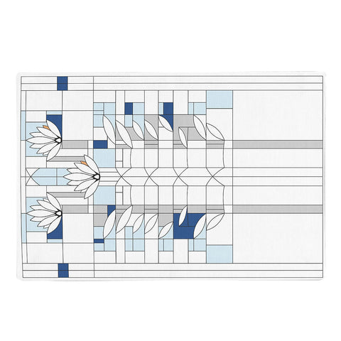 Frank Lloyd Wright Waterlilies Placemat