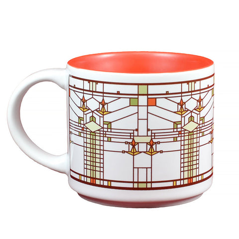 Frank Lloyd Wright Bradley House Coffee Mug