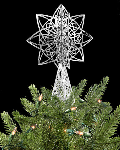 Frank Lloyd Wright Luxfer Tree Topper