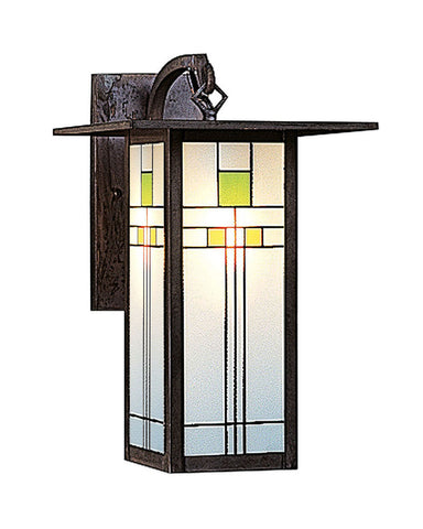 Franklin FB-9L Wall Sconce by Arroyo Craftsman