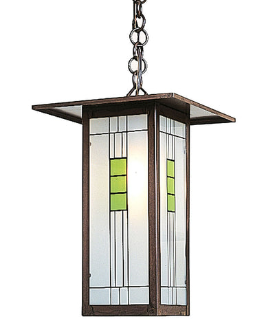 Franklin FH-9L Hanging Pendant Lamp by Arroyo Craftsman