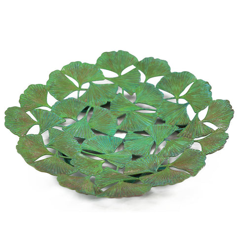 Arts & Crafts Ginkgo Leaf Plate
