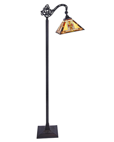 Arts & Crafts Gode Reading Floor Lamp