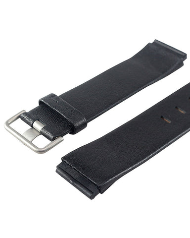 Jacob Jensen Replacement LEATHER Watch Band Closeup