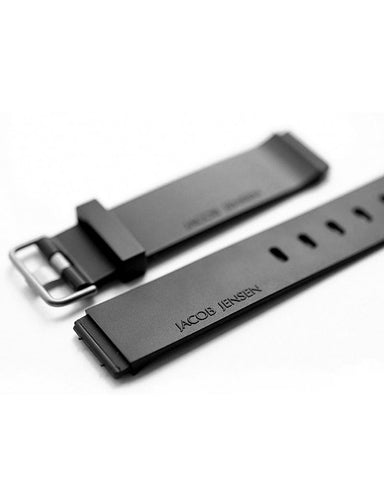 Jacob Jensen Replacement Rubber Watch Band