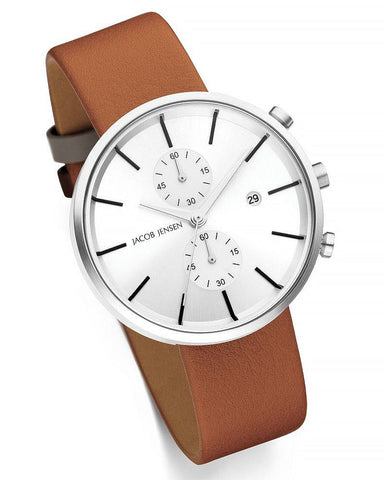 Jacob Jensen Linear Series 622 Watch
