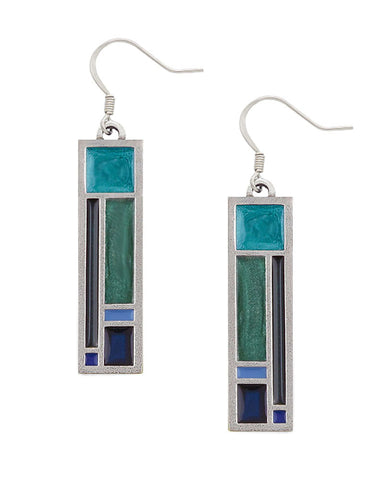 Prairie Window Earrings