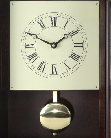 Amish Shaker Craftsman Mantel Clock