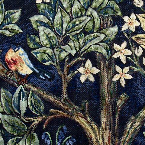 William Morris Tree of Life Hanging Tapestry Detail Shot 1