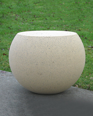 Garden Sphere Stool