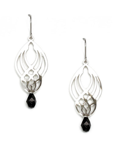 Sullivan Decorative Stencil Earrings