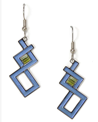 Sullivan Auditorium Window Earrings