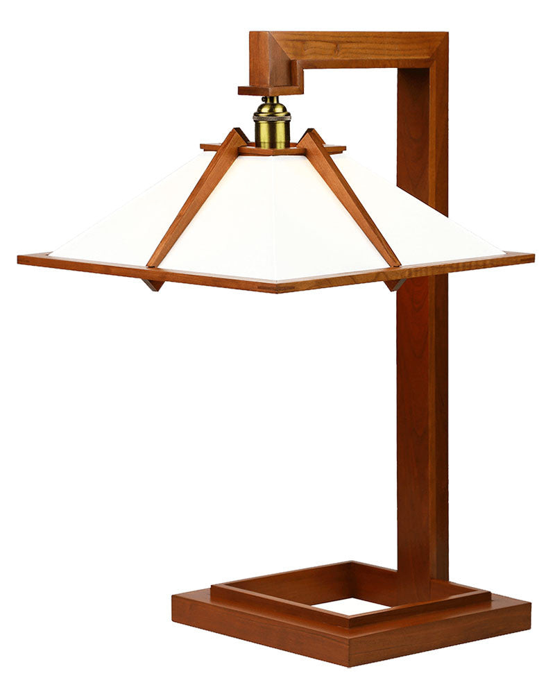 Nice Frank Lloyd Wright Taliesin 1 Table Lamp   Cherry