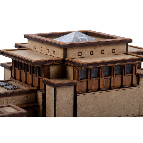 Unity Temple Scale Replica Kit by Model Landmarks