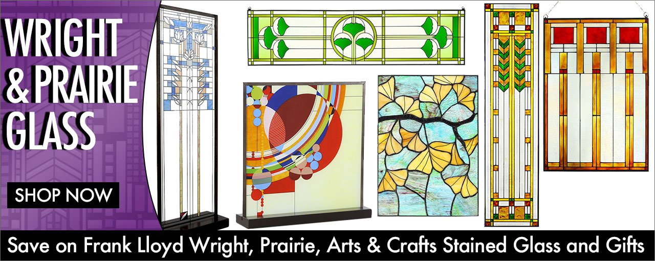 Wright & Prairie Glass