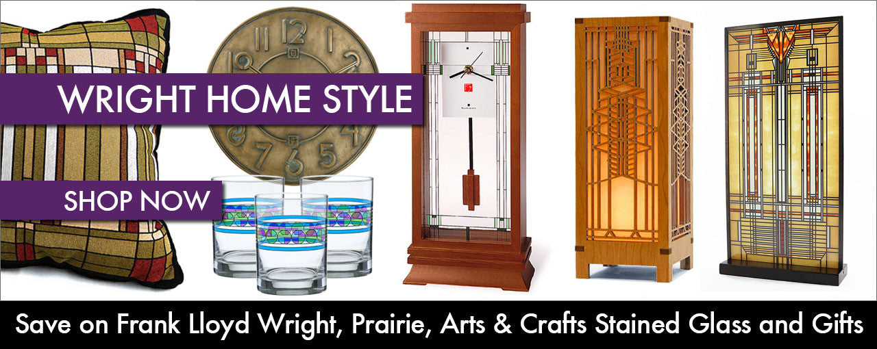 Frank Lloyd Wright Home Gifts