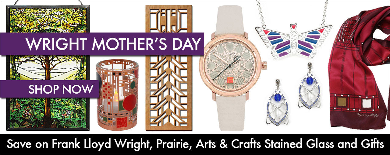 Frank Lloyd Wright Mother's Day