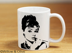 Audrey Coffee Mug