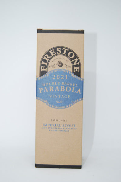 Firestone Walker Double Barrel Parabola