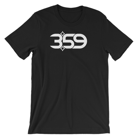 3:59 BLACK Short-Sleeve Unisex T-Shirt