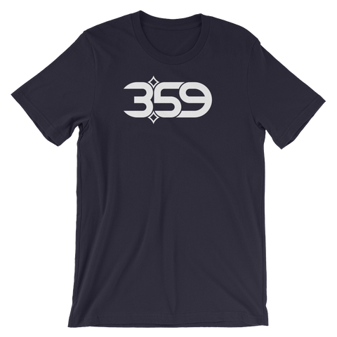 3:59 NAVY Short-Sleeve Unisex T-Shirt