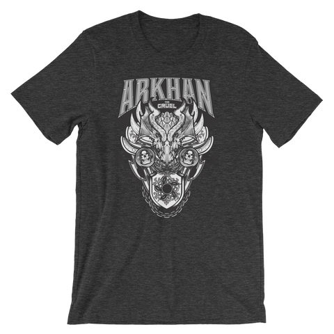 ARKHAN THE CRUEL (SMOKE) - LIMITED EDITION T designed by HYDRO74