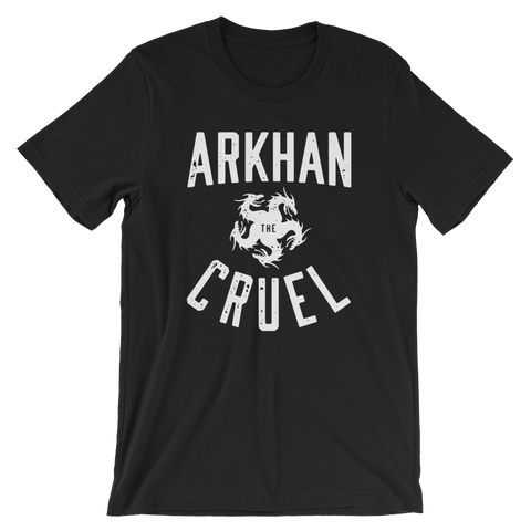 ARKHAN THE CRUEL LIMITED EDITION T BY DAN BRADLEY DESIGN