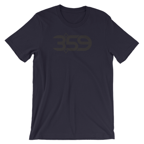 3:59 SUBVERSIVE NAVY Short-Sleeve Unisex T-Shirt