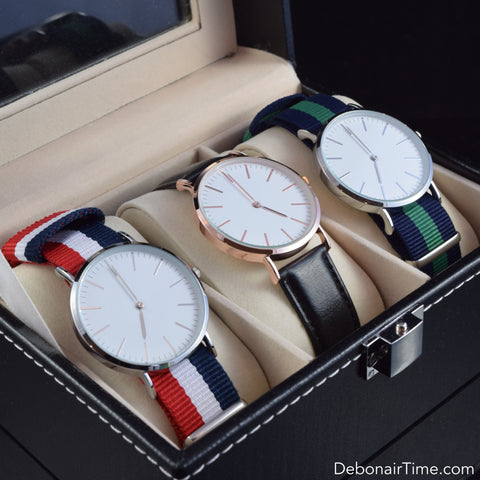BLACK FRIDAY SPECIAL: Deluxe Watch Collection