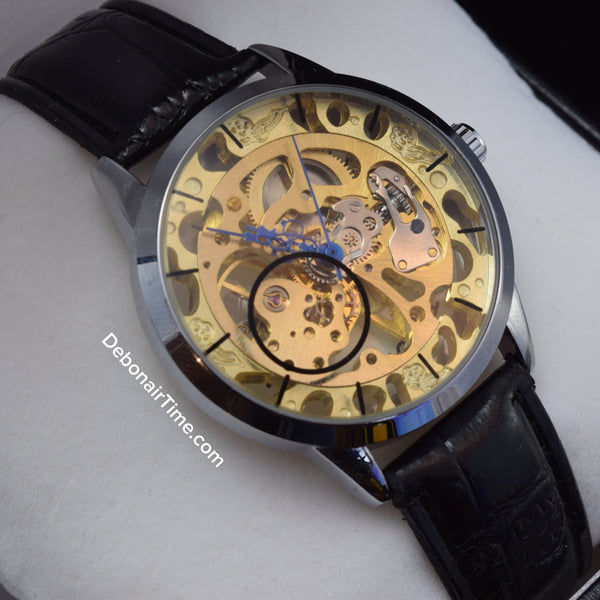 Abraham Mechanical Men's Automatic Watch