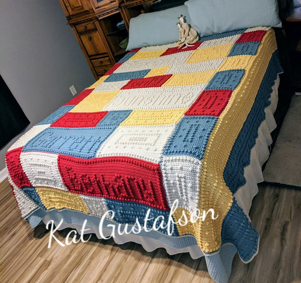 Custom Order Blankets. I've got you covered.