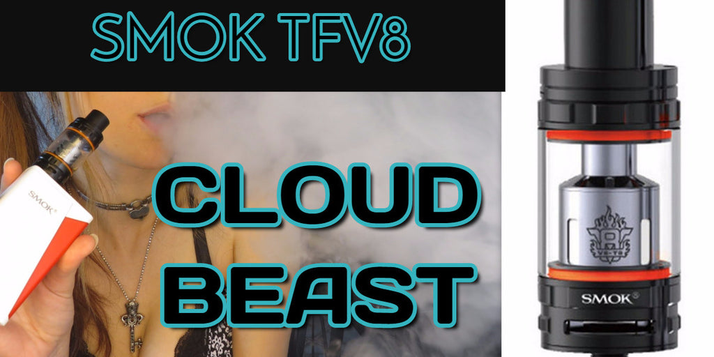 TFV8 Cloud Beast: Review by Heathen