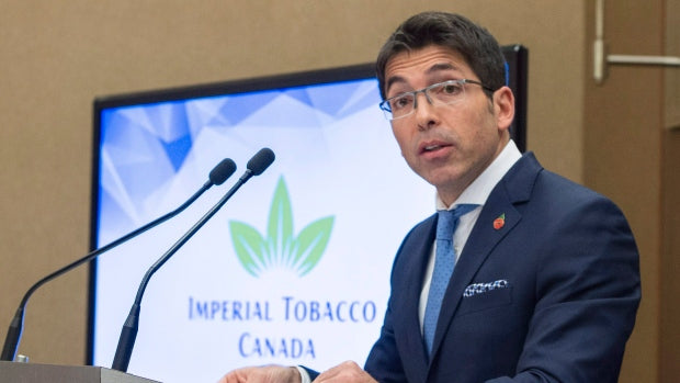 Big Tobacco Wants Fair Pricing for Vaping