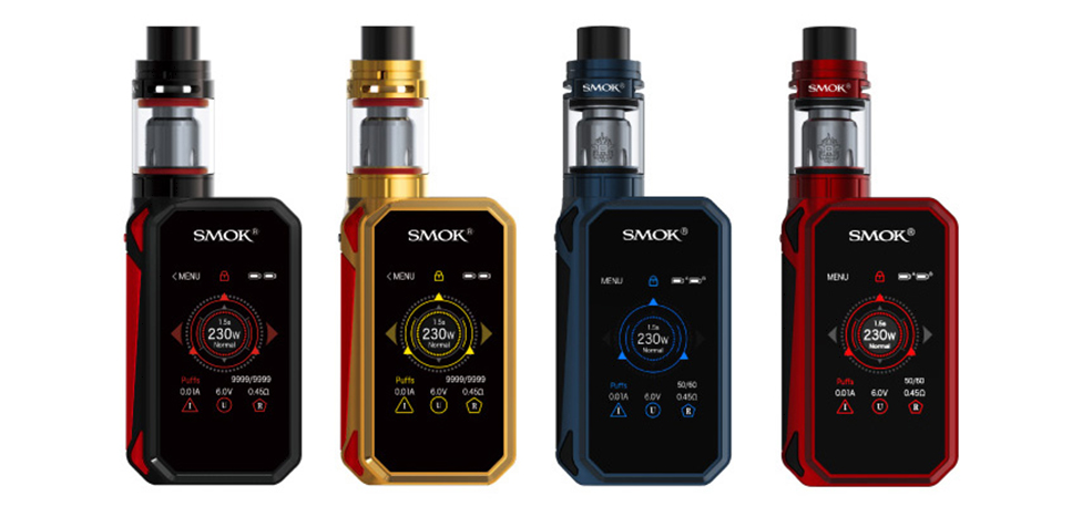 Smok G-PRIV 2 (230W) Review