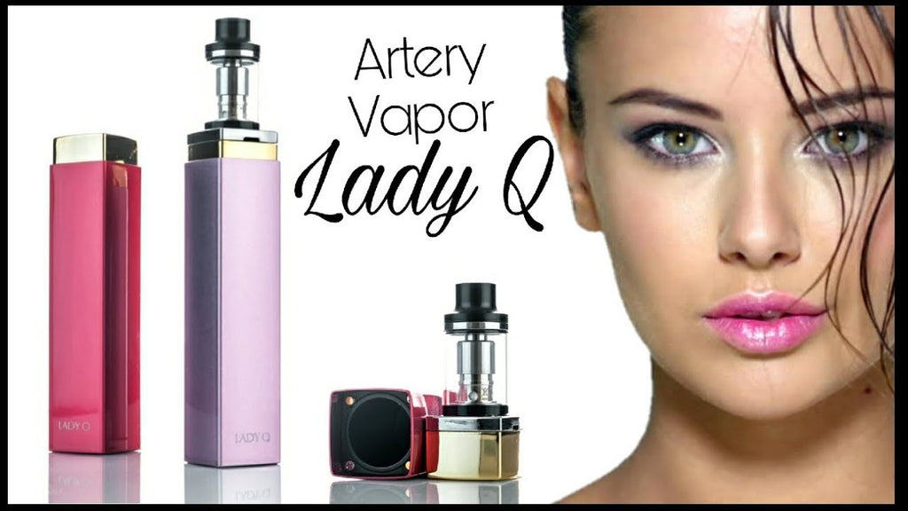 The Lady Q by Artery Vapor