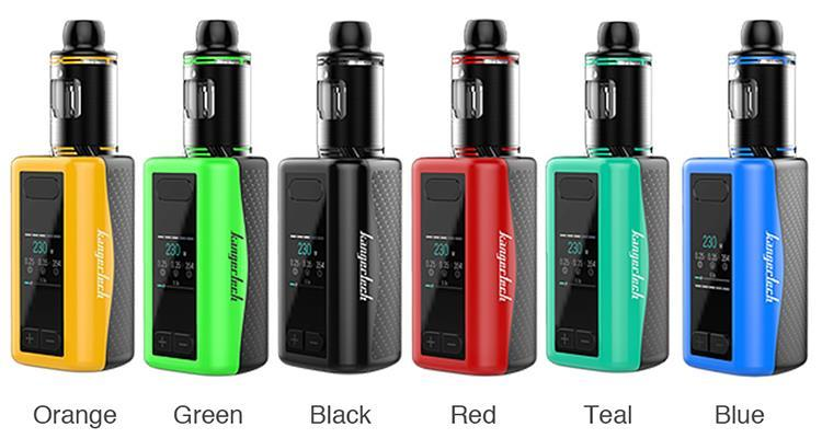 Kangertech IKEN 230W TC - Video review
